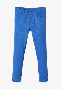 Vertbaudet - Slim fit jeans - blau - 0