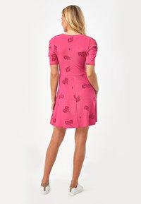 Next - Jersey dress - pink - 1