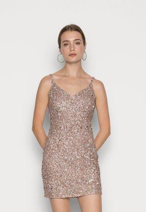 GRAISON MINI - Cocktail dress / Party dress - mink