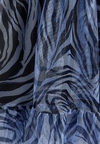 Next - Pleated skirt - blue - 6