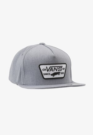 BY FULL PATCH SNAPBACK BOYS - Cap - heather grey