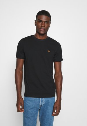 JPRBLAHARDY TEE CREW NECK - T-shirt basic - black