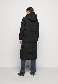 Lauren Ralph Lauren - HAND MAXI COAT - Down coat - black - 4