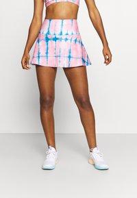 EleVen by Venus Williams - TENNIS SKIRT BUILT IN SHORTIE - Urheiluhame - multi-coloured - 0