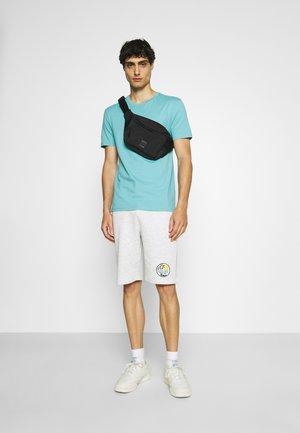 2 PACK - T-shirt basic - light blue/black