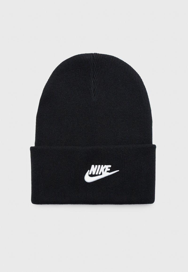 Nike Sportswear - BEANIE UTILITY FUTURA UNISEX - Pipo - black/white