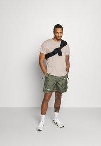 Nike Sportswear - Shorts - twilight marsh/silver - 1