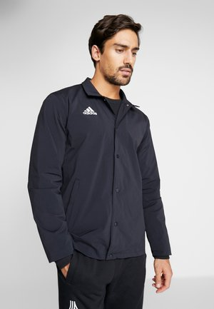 TAN COACH - Trainingsjacke - black