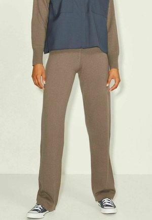 Spodnie materiałowe - brindle