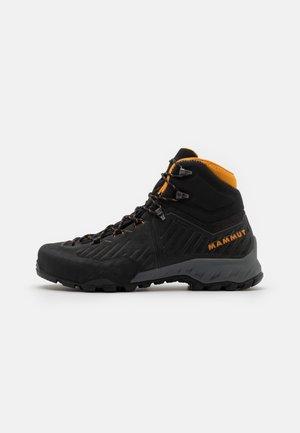 ALNASCA PRO II MID GTX MEN - Hikingskor - black/dark radiant
