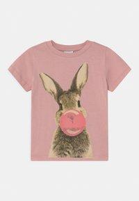 The New - RABBIT  - Print T-shirt - zephyr - 0