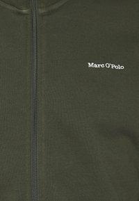 Marc O'Polo - Zip-up hoodie - rosin - 2