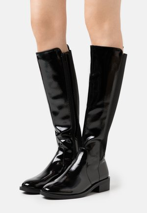 STRETCH BACK  - Bottes - black