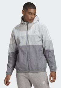adidas Originals - BX-20 WINDBREAKER - Windbreaker - grey - 0