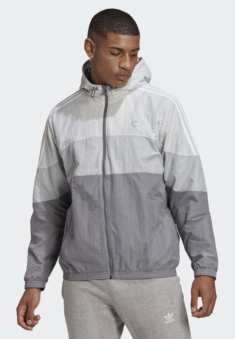 adidas Originals - BX-20 WINDBREAKER - Windbreaker - grey