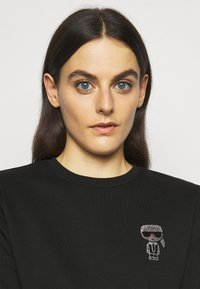 KARL LAGERFELD - IKONIK MINI - Sweatshirt - black - 4