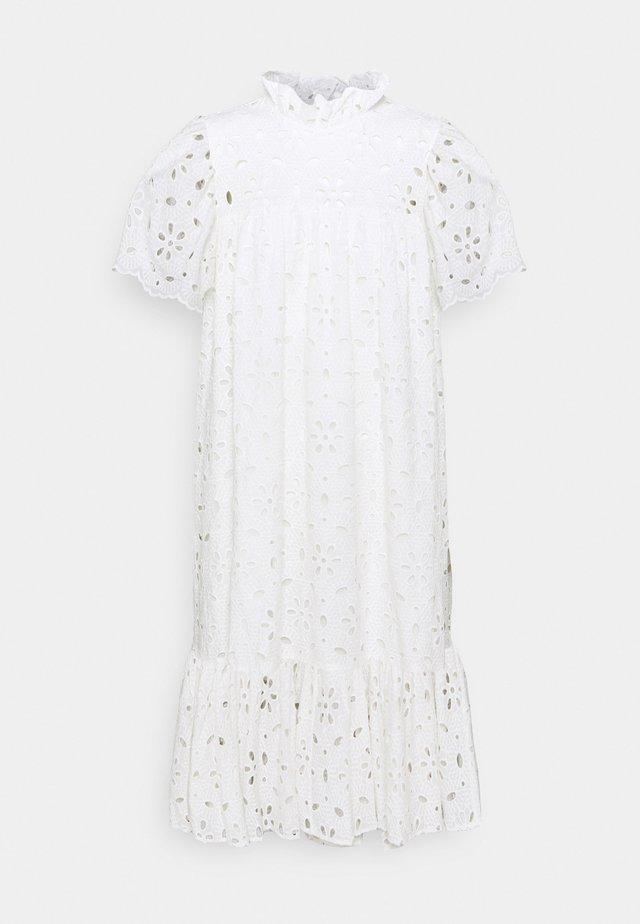 PEN - Day dress - white