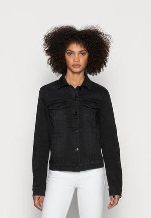 JACKETS - Denim jacket - black dark wash