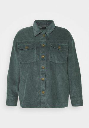 VMLAMAI OVERSIZE SHIRT - Button-down blouse - laurel wreath
