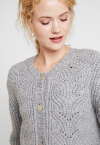 Anna Field - Cardigan - mid grey melange - 3