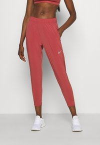 Nike Performance - PANT COOL - Pantalon de survêtement - canyon rust/reflective silver - 0