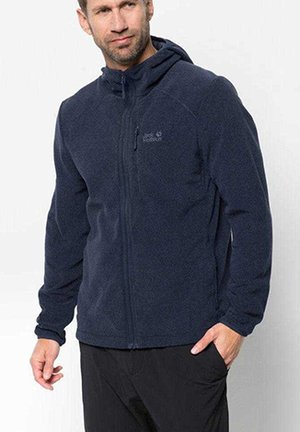 Fleece jacket - nightblue