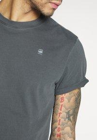 G-Star - LASH  - Basic T-shirt - black - 5