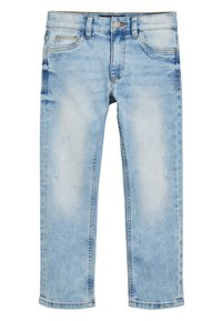 Next - DENIM BLEACH REGULAR FIT FIVE POCKET JEANS (3-16YRS) - Slim fit jeans - blue - 0