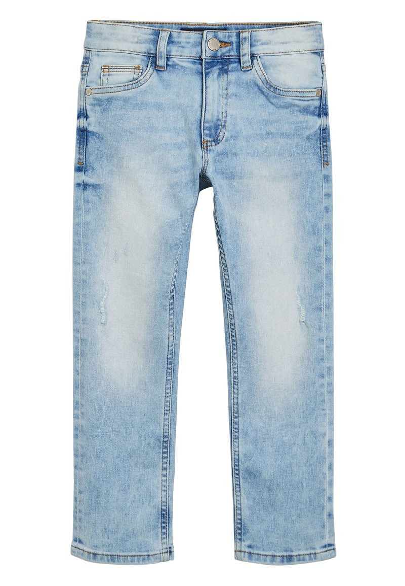 Next - DENIM BLEACH REGULAR FIT FIVE POCKET JEANS (3-16YRS) - Slim fit jeans - blue