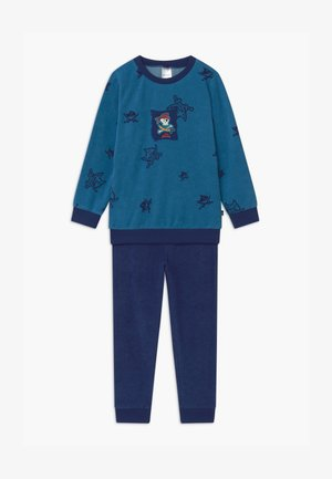 KIDS CAPTAIN SHARKY - Pyjama set - blau