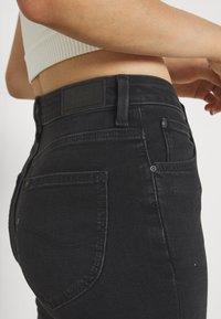Lee - SCARLETT HIGH - Jeans Skinny - black ellis - 4