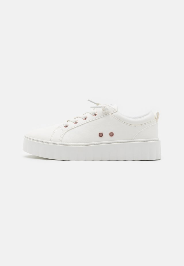 SHEILAHH - Sneakersy niskie - white