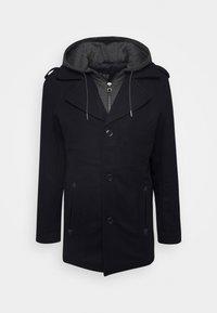 ADAIR - Short coat - dark blue