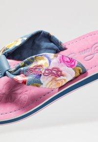 TOM TAILOR - Sandály s odděleným palcem - blue - 2