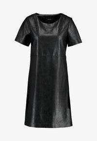 Opus - WASINE - Korte jurk - black - 3