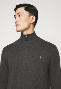 Polo Ralph Lauren - Jumper - dark charcoal hea - 5