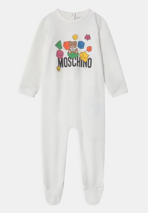 BABYGROW ADDITION UNISEX - Dupačky na spaní - optic white