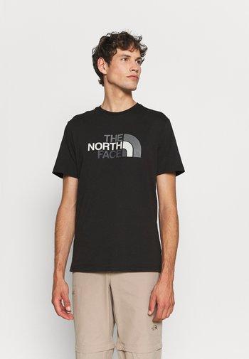 EASY TEE - T-shirt med print - black