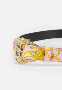 Versace Jeans Couture - DOUBLE BAROQUE BUCKLE - Pásek - multicoloured - 4