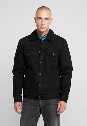 ONSLOUIS JACKET - Kurtka jeansowa - black denim