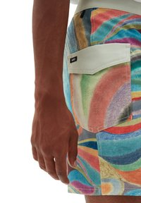 Vans - MN VANS X CHRIS JOHANSON BOARDSHORT - Swimming shorts - johanson swirl - 1