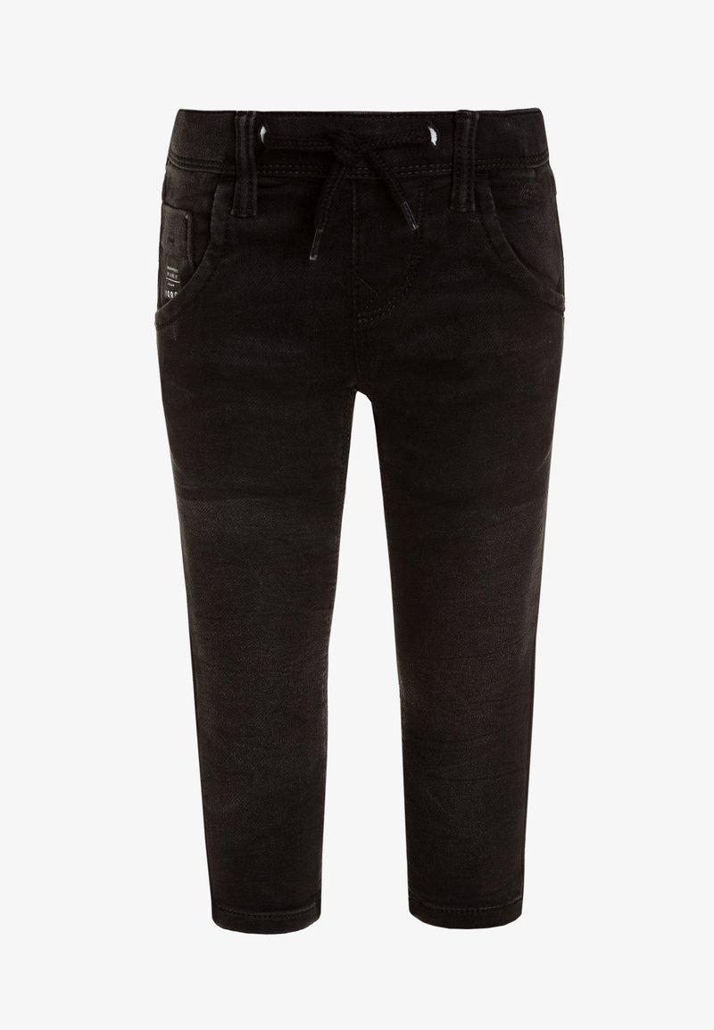 Name it - NKMROBIN PANT - Slim fit jeans - black denim