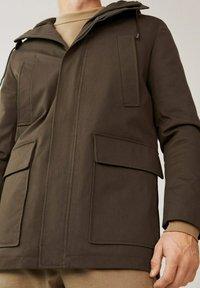 Mango - BRANKA - Winter coat - kaki - 5
