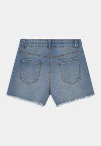 Name it - NKFRANDI MOM  - Jeans Shorts - light blue denim - 1