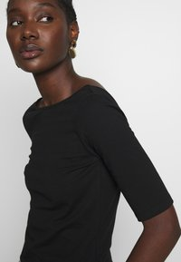 Zign - T-shirt con stampa - black - 5