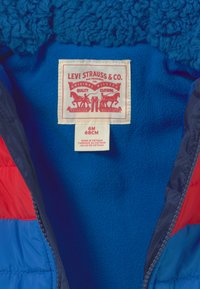 Levi's® - COLOR BLOCK PUFFER - Winter jacket - prince blue