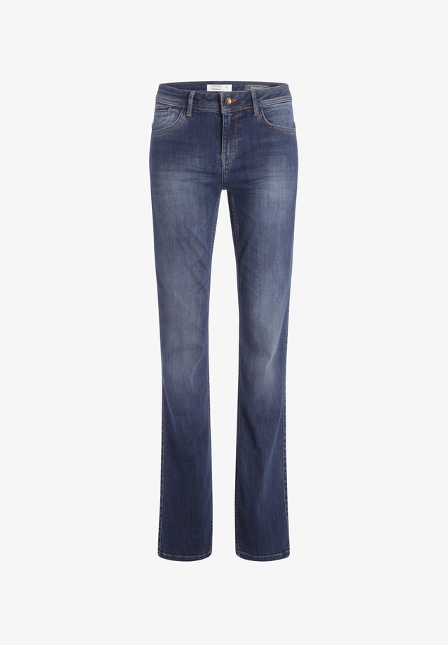 INSTINCT - Vaqueros slim fit - stone blue denim