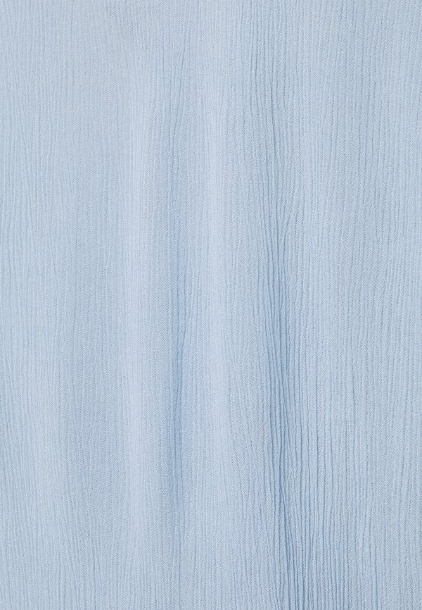 Kaffe Curve KCAMI STANLEY - Bluzka - chambrey blue/jasnoniebieski ZGQE