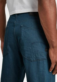 G-Star - GRIP 3D RELAXED TAPERED - Relaxed fit jeans - d raw denim - 3