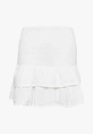 A-linjainen hame - bright white